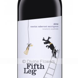 Fifth Leg Cabernet Sauvignon Shiraz Merlot  Priced from $ 25  Click for more details