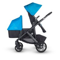 UPPAbaby VISTA Rumble Seat 2015 Our newly designed RumbleSeat can go rear facing forward facing and recline  its the multitasking stroller seat you have only dreamed of It r. Please Click the image for more information.