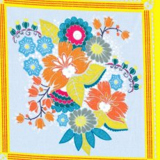 Little Folks Square Dance Citrus Voile Panel Anna Maria Horners Little Folks Square Dance is a beautifully soft voile perfect for womens and childrens apparel Pl. Please Click the image for more information.
