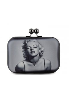 H0566A MARILYN MONROE CLUTCH Please Click the image for more information.