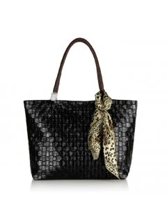 H0569 SUMMER HANDBAG AND SCARF SET AVAILABLE IN BLACK RED BLUE OR MUSTARD Please Click the image for more information.