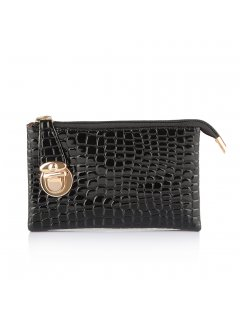H0621 BLACK TRAVEL PURSE Please Click the image for more information.