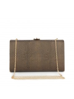 H0602A GOLD OVERSIZED EVENING BAG Please Click the image for more information.