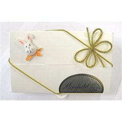 White Easter gift box - 8 chocolates $15.50 PLEASE NOTE EASTER ITEMS ARE SUBJECT TO AVAILABILITY  ORDERING EARLY IS ADVISABLEContains 8 chocolates of your choice see The Menu or a ready made Easter assortment in an Easter decorated white box  Please . Please Click the image for more information.